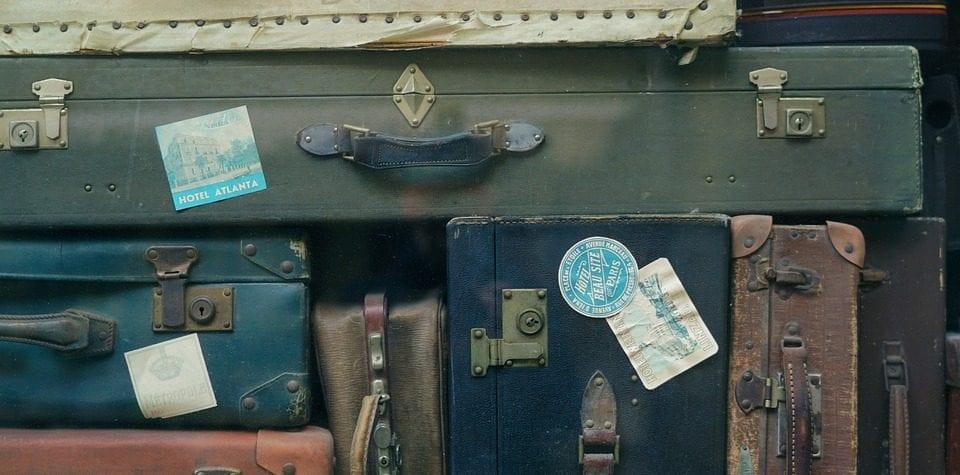 Koffer kapot maar je vertrekt morgen