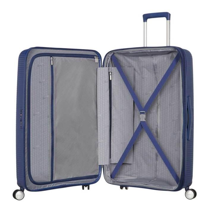 be641d1af8b American Tourister Soundbox Spinner! Bekijk deze super gave koffer!!!