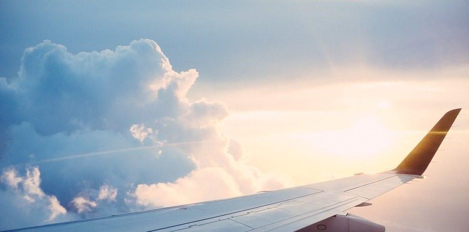 Vlucht volgen radar
