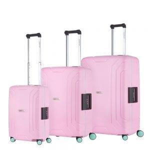 CarryOn Steward Kofferset Light Pink