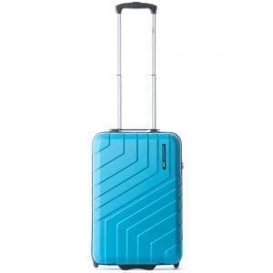 Line Brooks Handbagage Koffer Upright 55 Blue