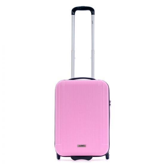 Line Leyton Handbagage 2 Wheel Pink
