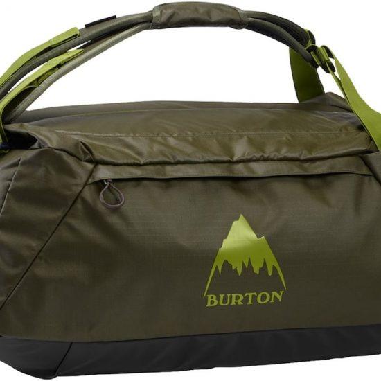 Burton Reistas Unisex Multipath Duffle 60 - Keef Coated - 60L