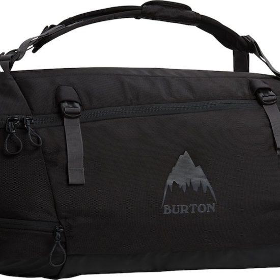 Burton Reistas Unisex Multipath Duffle 90 - True Black Ballistic - 90L