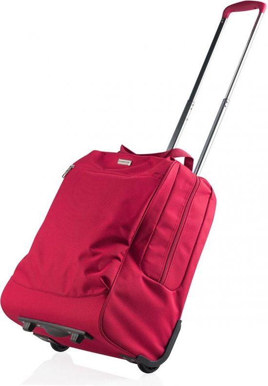 CarryOn Air - Trolleytas - Handbagage 51cm - Rood
