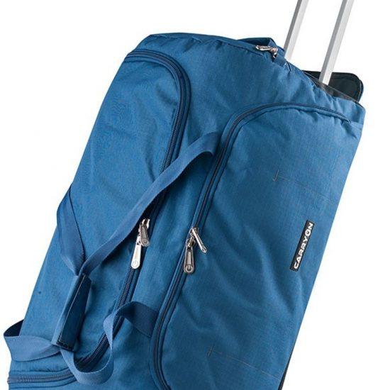 CarryOn Daily - Wieltas - 77 liter - Reistas - Blauw