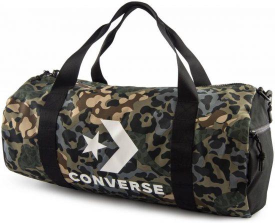 Converse Sport Duffel Reistas - Large - Animal Camo