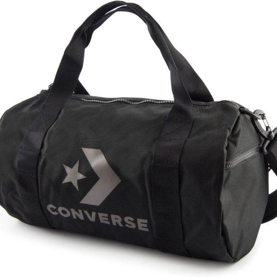 Converse Sport Duffel Reistas - Small - Black / Gunmetal