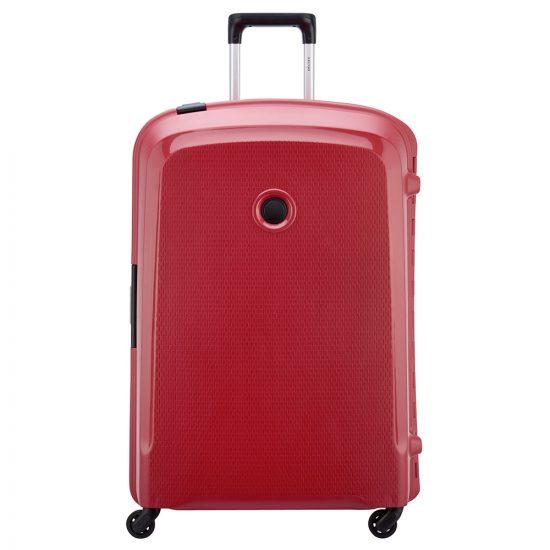 Delsey Belfort 3 Spinner 76 Red