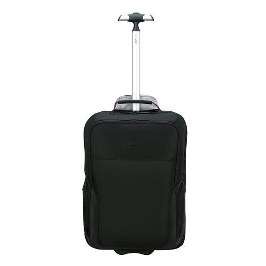 Delsey Parvis Plus Cabin Trolley Backpack 17.3'' black Reistas