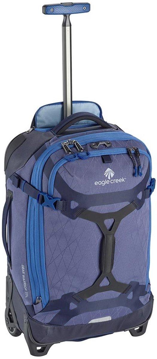 Eagle creek Gear Warrior™ Wheeled Duffel International Carry On Duffel / Reistas Unisex - Blauw - 37 L