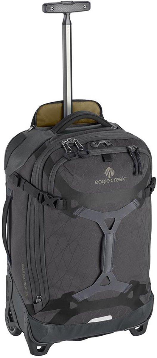 Eagle creek Gear Warrior™ Wheeled Duffel International Carry On Duffel / Reistas Unisex - Zwart - 37 L