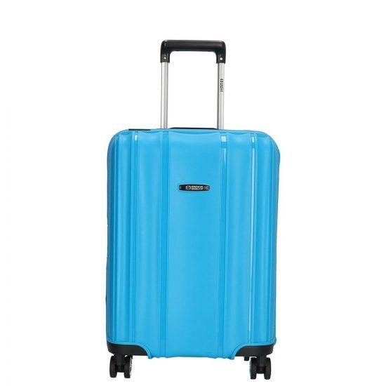 Enrico Benetti Durham koffer 55 cm sky blue