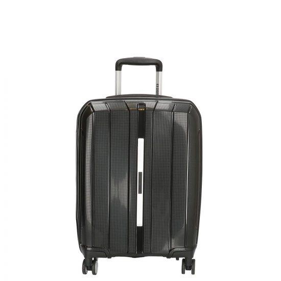 Enrico Benetti Portland koffer 55 cm black
