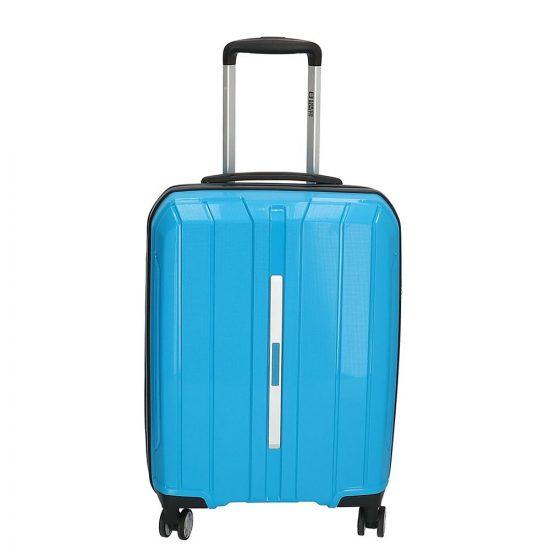 Enrico Benetti Portland koffer 55 cm sky blue