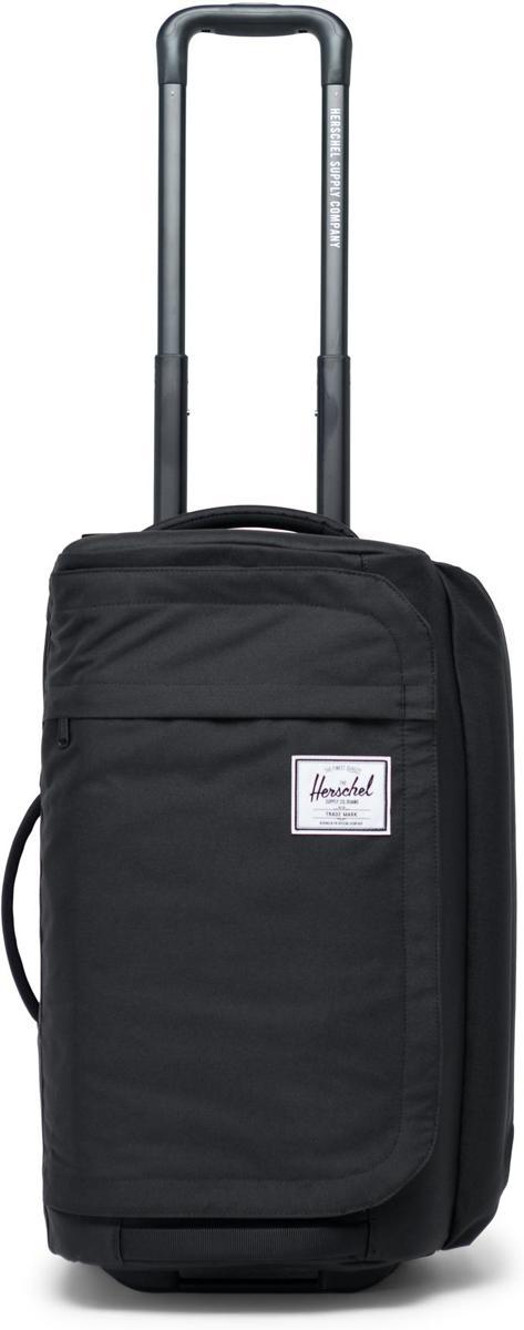 Herschel Supply Co. Wheelie Outfitter 50L Reistas - Black