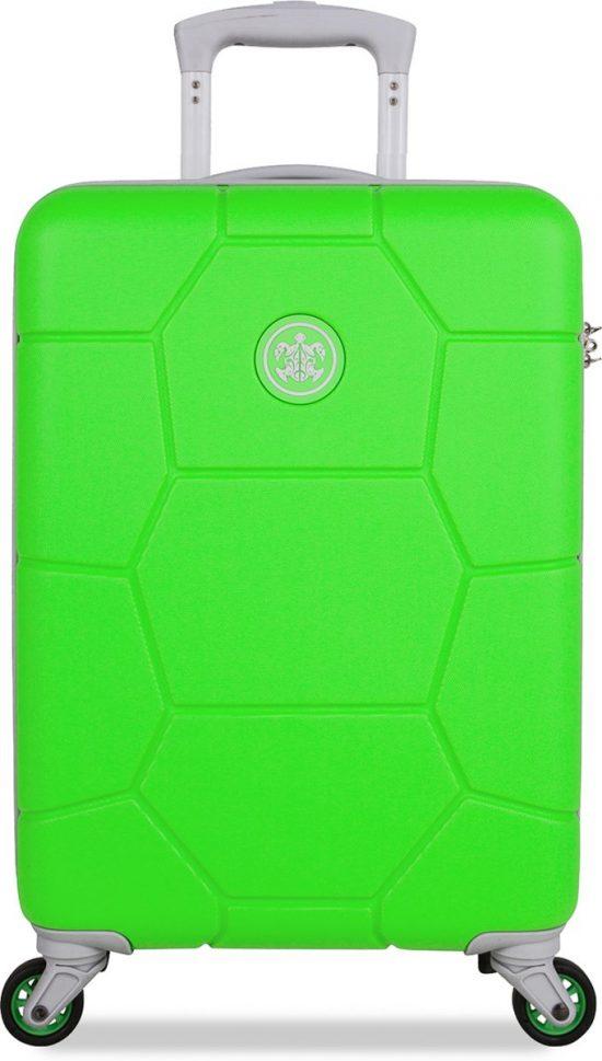 SUITSUIT Caretta - Handbagagekoffer - 53 cm - Active Green