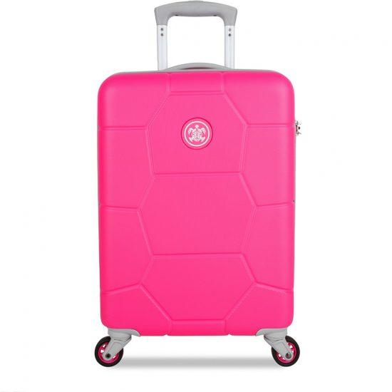 SUITSUIT Caretta - Handbagagekoffer - 53 cm - Hot Pink
