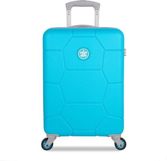 SUITSUIT Caretta - Handbagagekoffer - 53 cm - Peppy Blue