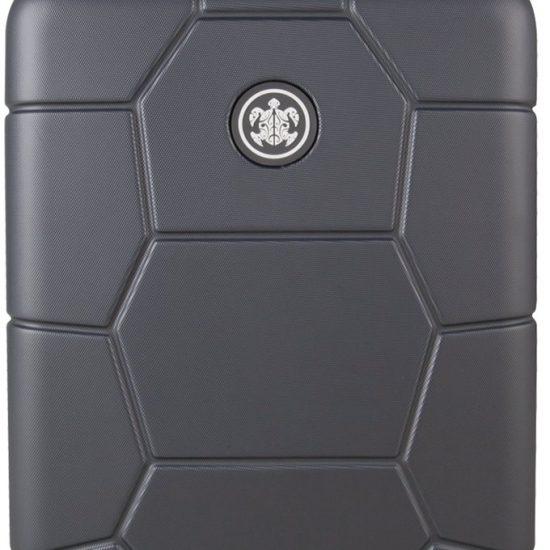 SUITSUIT Caretta - Handbagagekoffer - 55 cm - Cool Gray