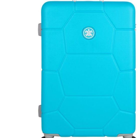 SUITSUIT Caretta - Reiskoffer - 65 cm - Peppy Blue