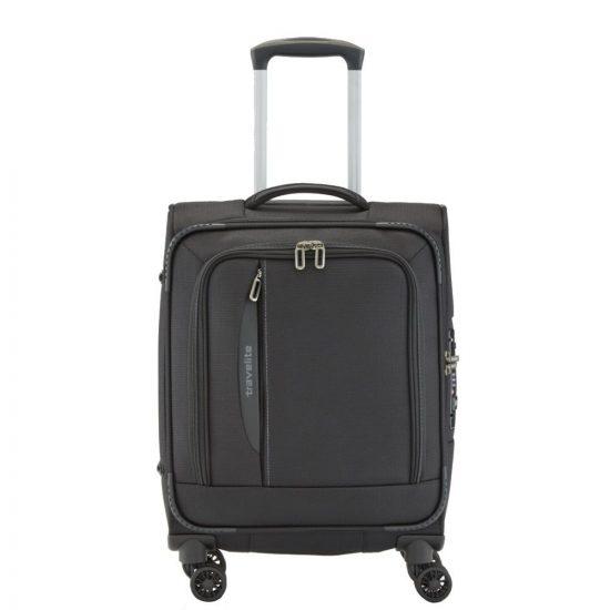 Travelite Crosslite koffer 55 cm zwart
