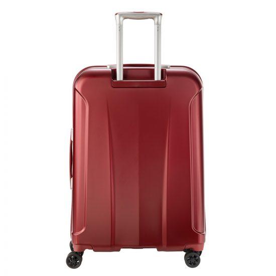 Travelite Elbe 4w Trolley M+ red Harde Koffer