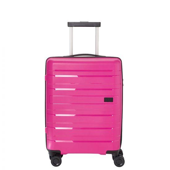 Travelite Kosmos koffer 55 cm pink