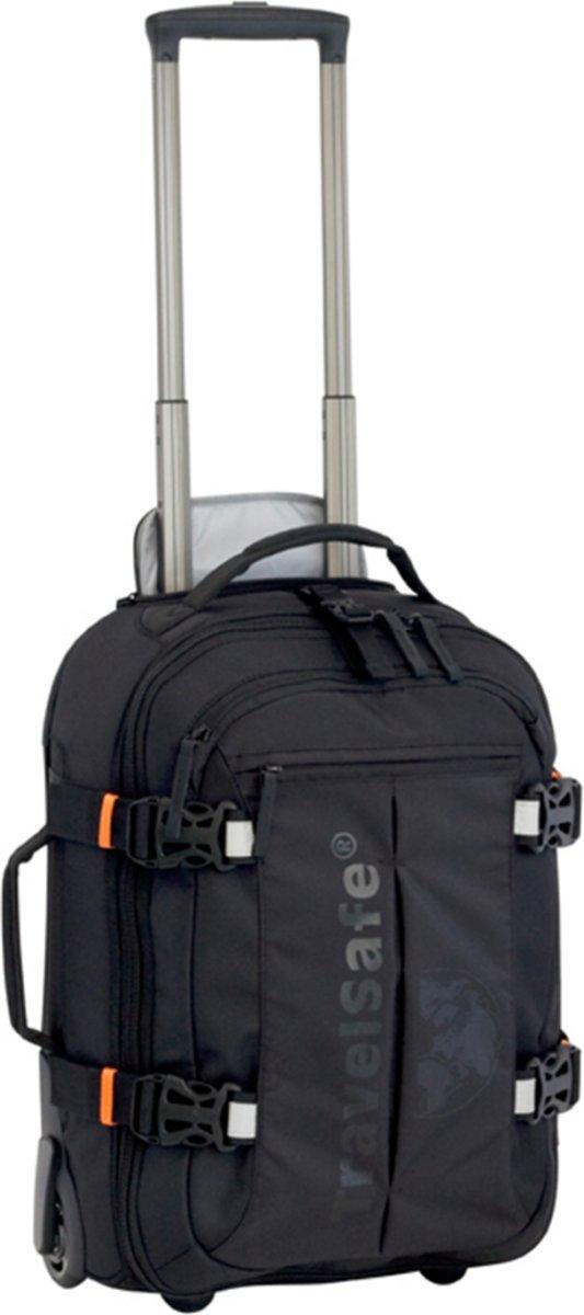 Travelsafe JFK - Reistas Trolley - 20 l - Zwart