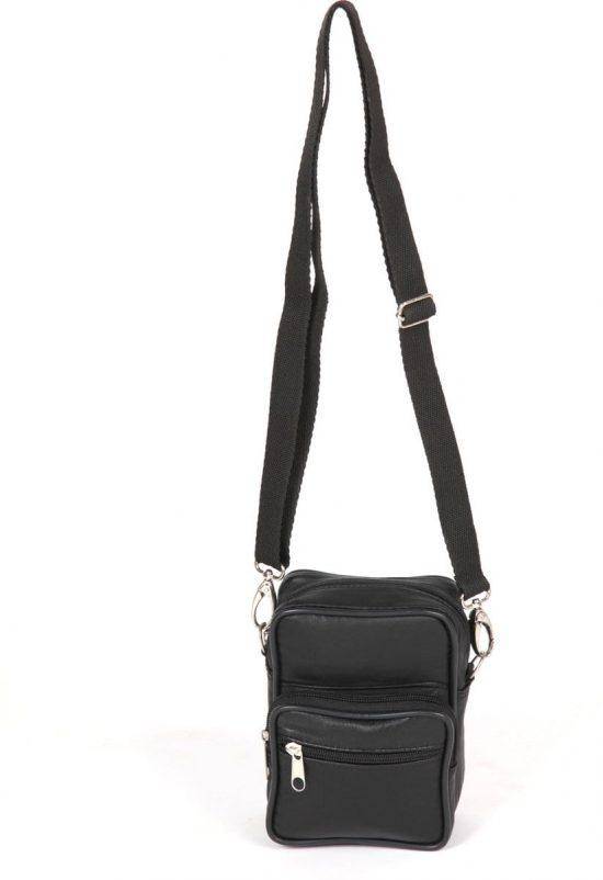 Adventure Bags Reporter - Zwart - Extra Small
