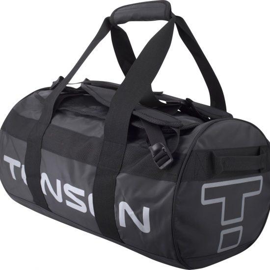Tenson Sporttas Travel 35 liter - Black - Unisex - Maat One Size