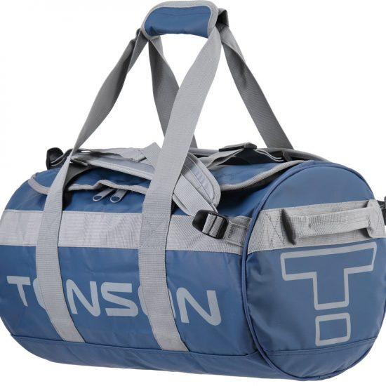 Tenson Sporttas Travel 65L 5011906 - Blue - Unisex - Maat One Size