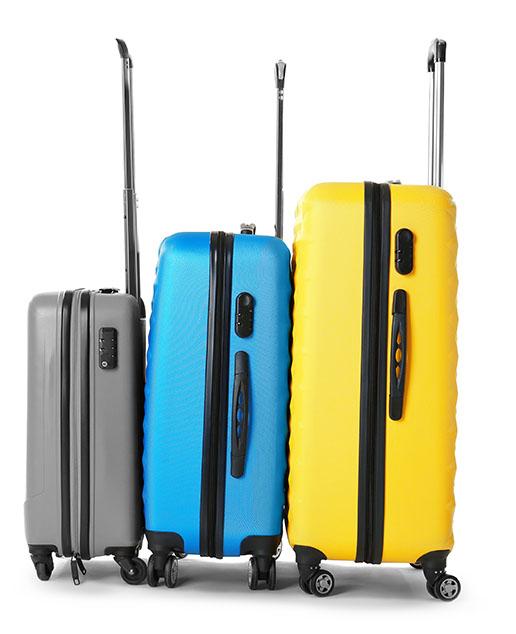 Harde koffer aanbiedingen