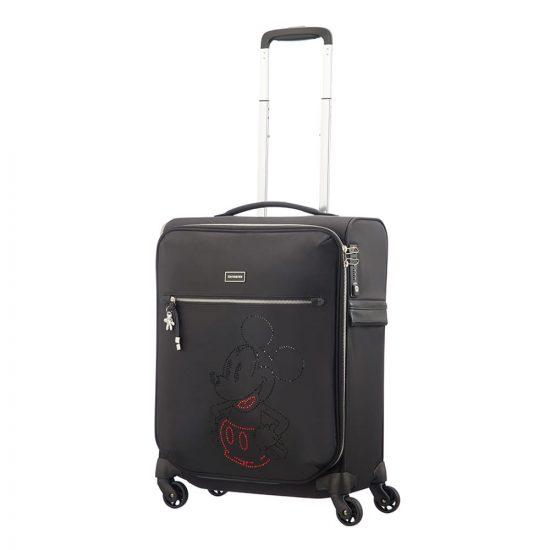 Samsonite Karissa Disney Spinner 55 Soft mickey true authentic Zachte koffer