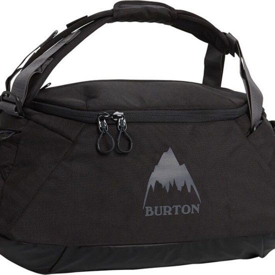 Burton Multipath Duffle 40L Reistas True Black Ballistic