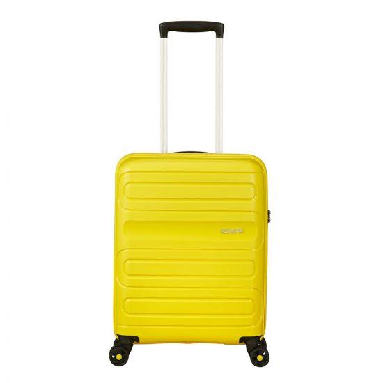American Tourister Sunside Spinner 55 sunshine yellow Harde Koffer