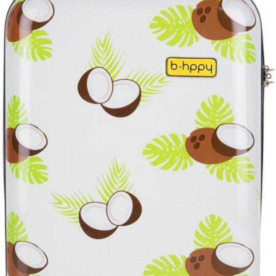 BHPPY Handbagagekoffer - 55 cm - Crazy Coco