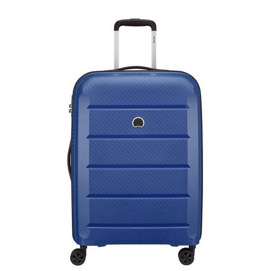 Delsey Binalong 4 Wheel Trolley 66 Blue