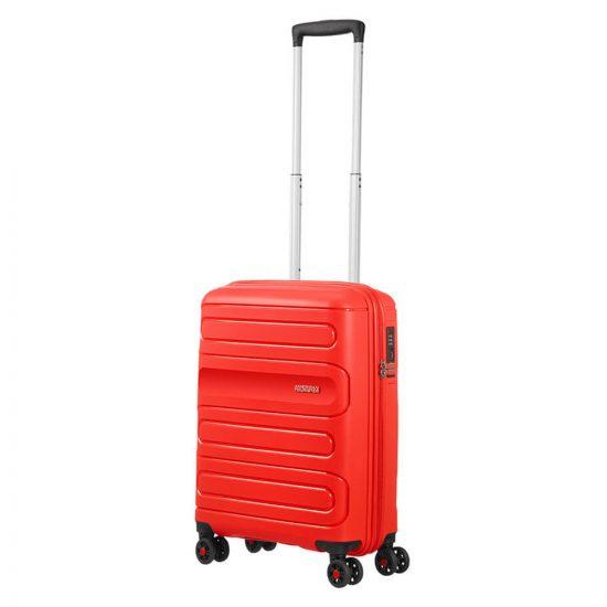 American Tourister Sunside Spinner 55 Sunset Red