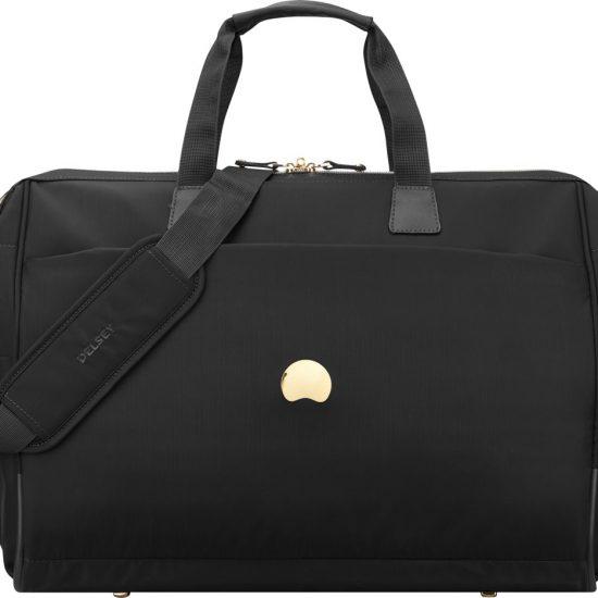 Delsey Montrouge Reistas - Handbagage - Zwart