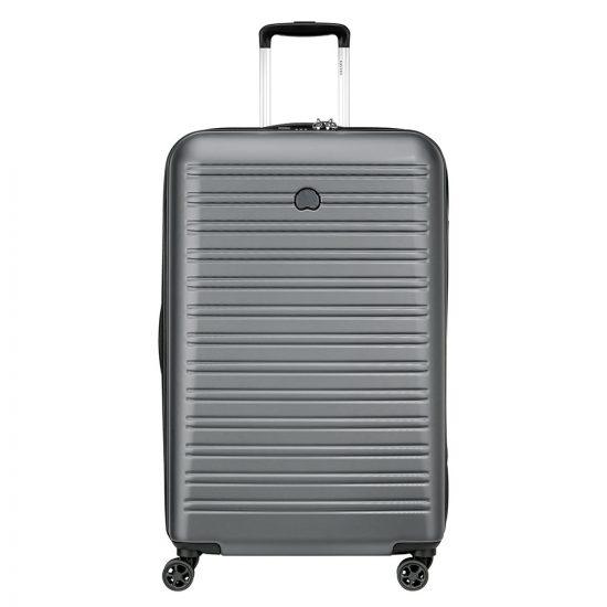 Delsey Segur 2.0 Trolley Case 4 Wheel 78 Grey