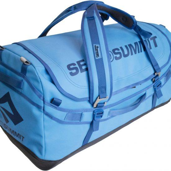 Sea to Summit Duffle Reistas - 65L - Blauw - 1.75kg