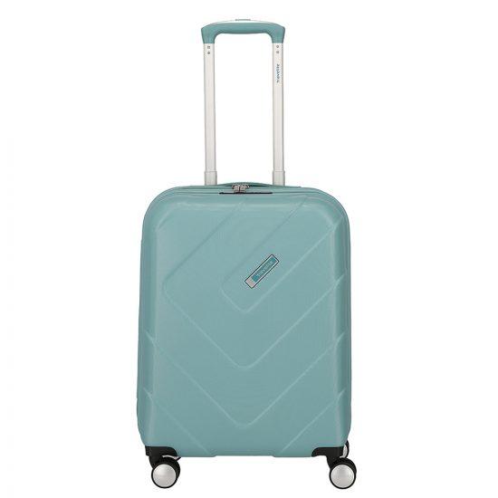 Travelite Kalisto koffer 55 cm aqua