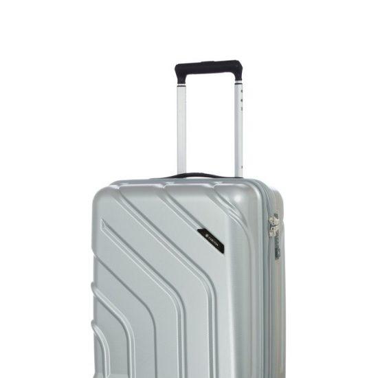 Carlton Stellar Spinner Case 55 cm - Silver