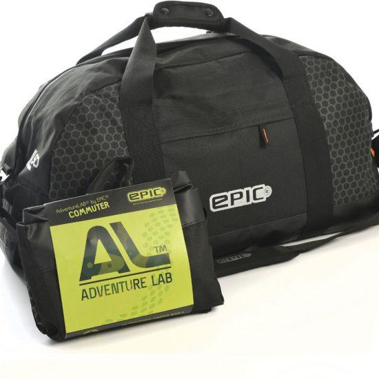 Epic Adventur Lab Ultramega Cargo Bag L - Reistas - 50 L - Black