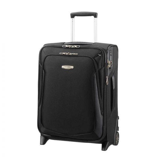 Samsonite X'Blade 3.0 Upright 55 Exp black Zachte koffer