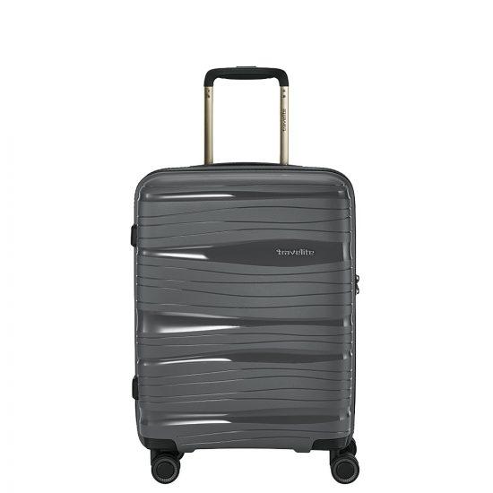 Travelite Motion koffer 55 cm antraciet