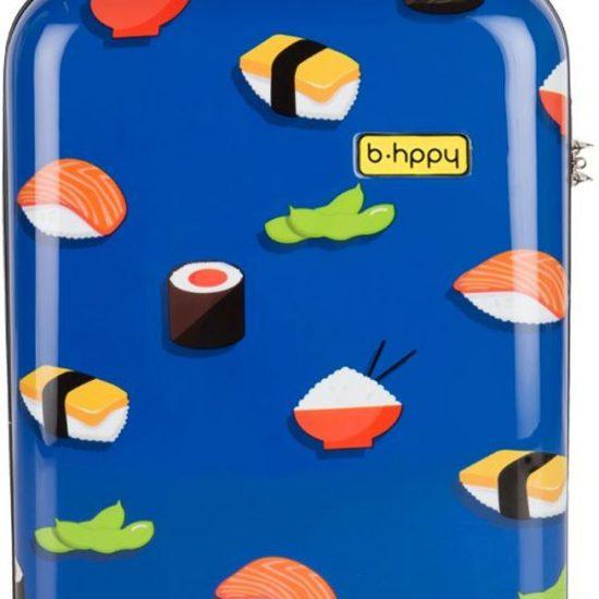 BHPPY Handbagagekoffer - 55 cm - Roll'ing Sushi