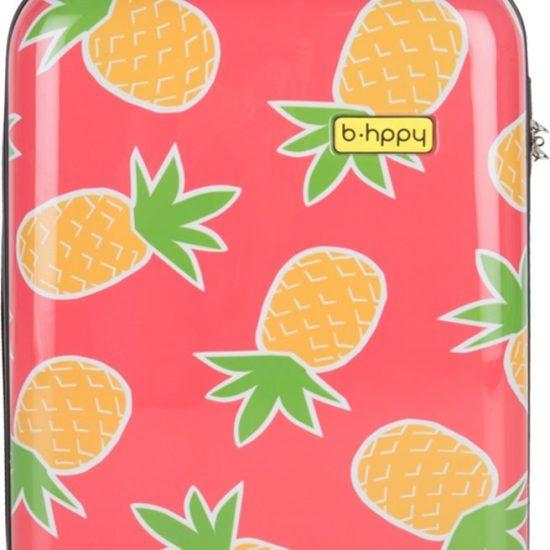 BHPPY Pretty Pineapple Handbagagekoffer 55 cm - Pretty Pineapple