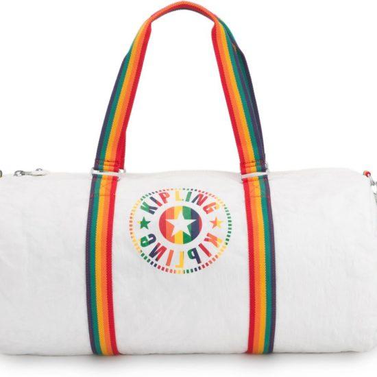 Kipling Onalo L Reistas - Rainbow White